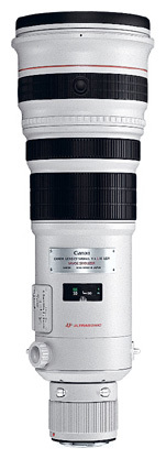 Canon EF 500 f/4L IS USM
