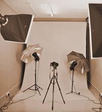 Как сделать домашнюю фотостудию фото 105