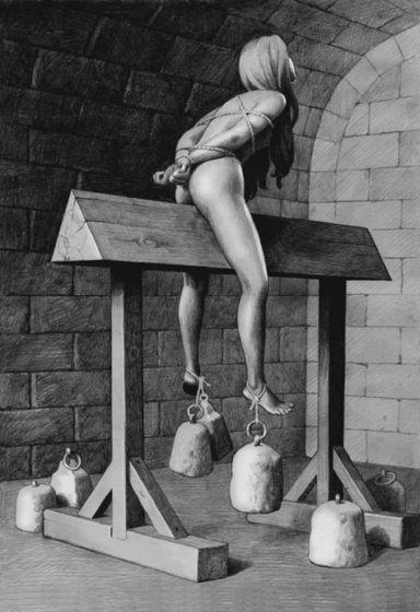 Пытки ануса мужчин